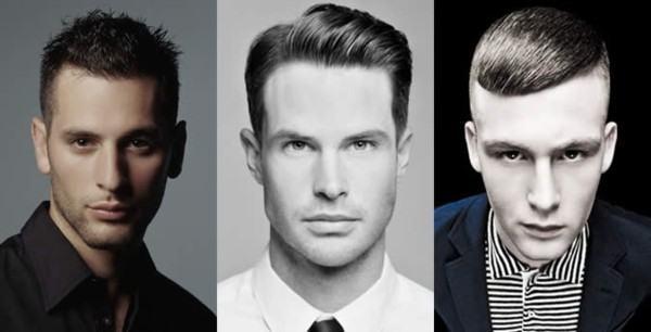 cortes de cabelo masculino para rosto alongado