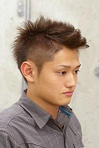 sidecut corte de cabelo masculino
