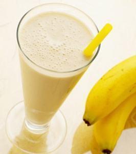 vitamina de banana engorda ou emagrece