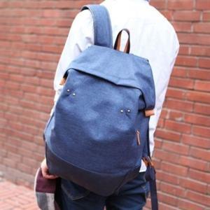 mochila lona comprida