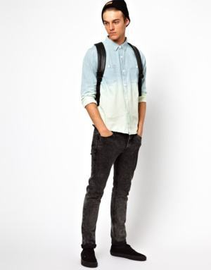 blusão jeans