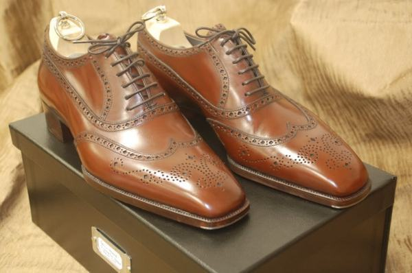 brogue wingtip ou fullbrogue