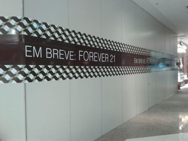 forever 21 em são paulo brasil