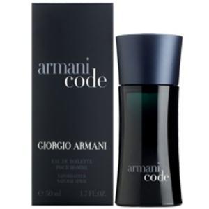 perfume doce masculino armani code