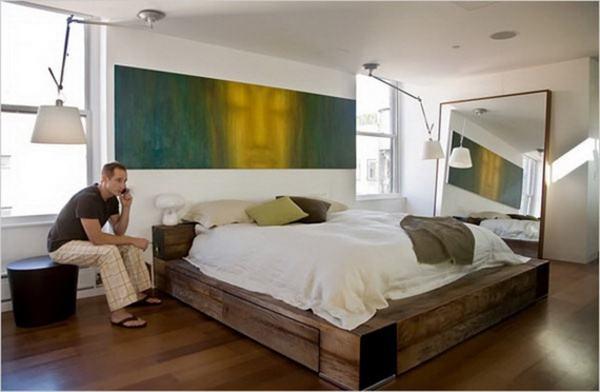 quarto masculino decorado 7