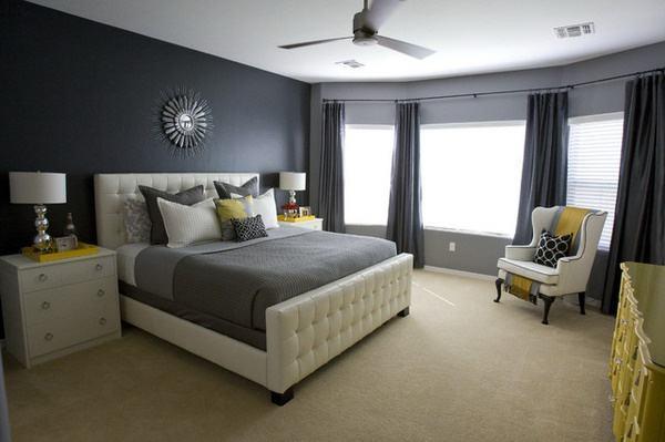 quarto masculino decorado 8