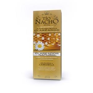 tio nacho clareador