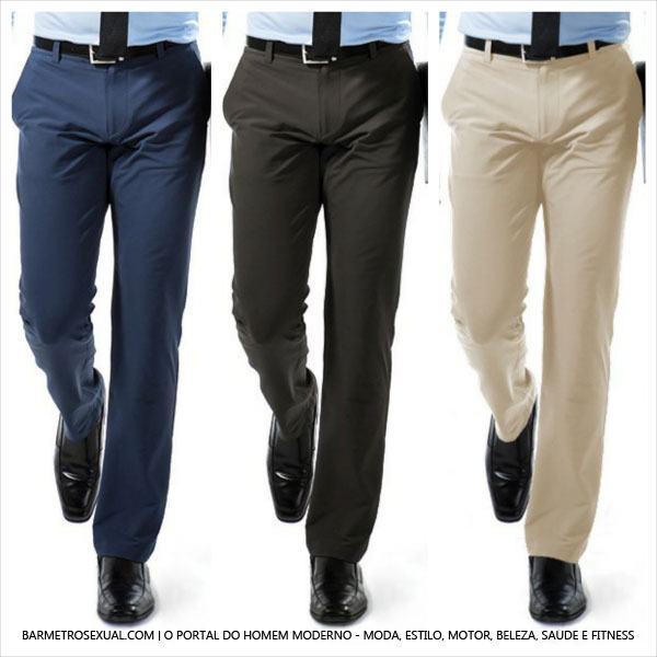 calça impermeável masculina