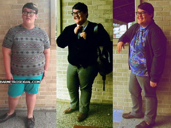 gordos na moda