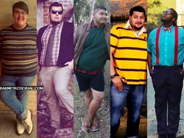 moda para obesos