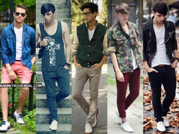 sapatos masculinos branco