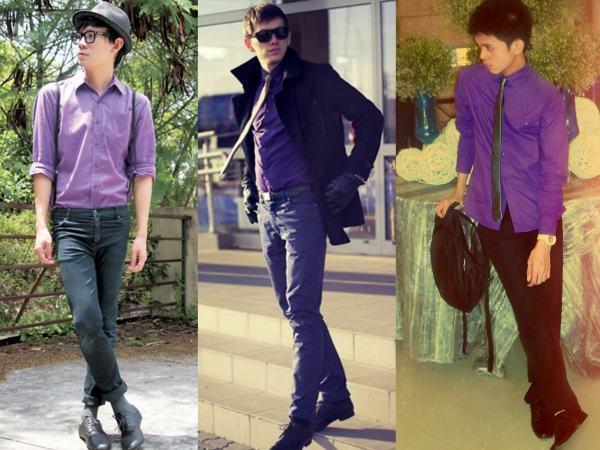 cor da moda masculina 2014