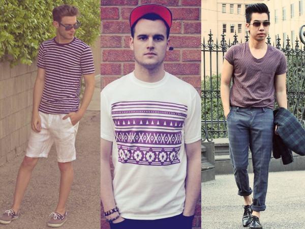 cor da moda para homens 2014