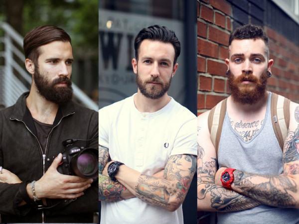 dicas cabelo barba parecer velho