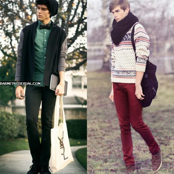 roupa de natal masculina