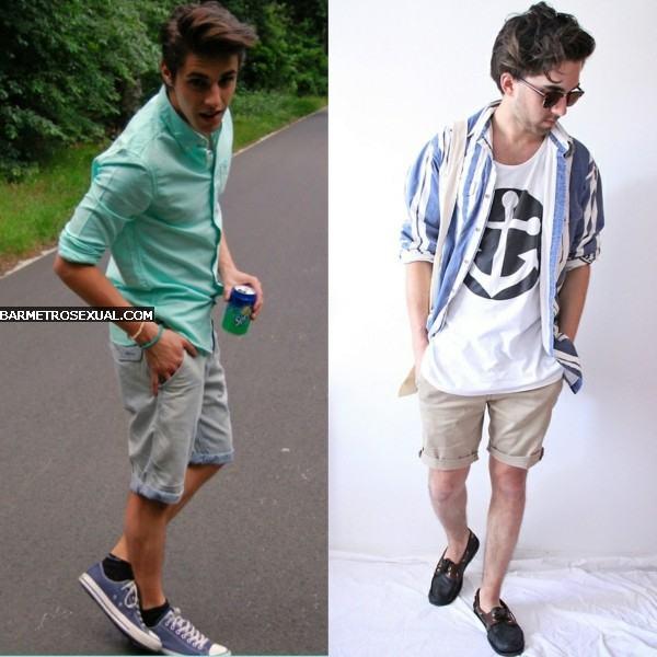 roupa masculina para natal 2013