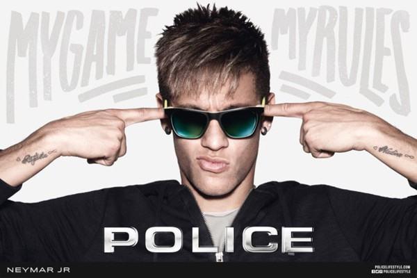 óculos de sol masculino police neymar