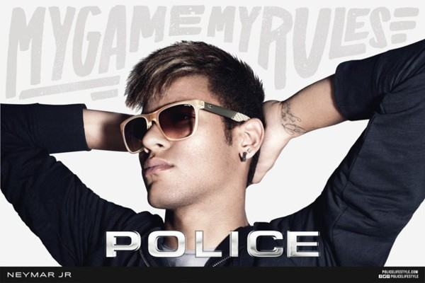 óculos police neymar