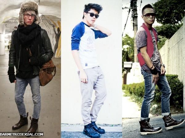 bota masculina moda 2014