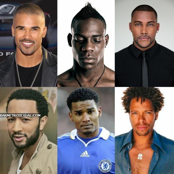 corte cabelo para negros
