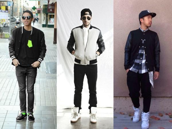 jaqueta fora de moda