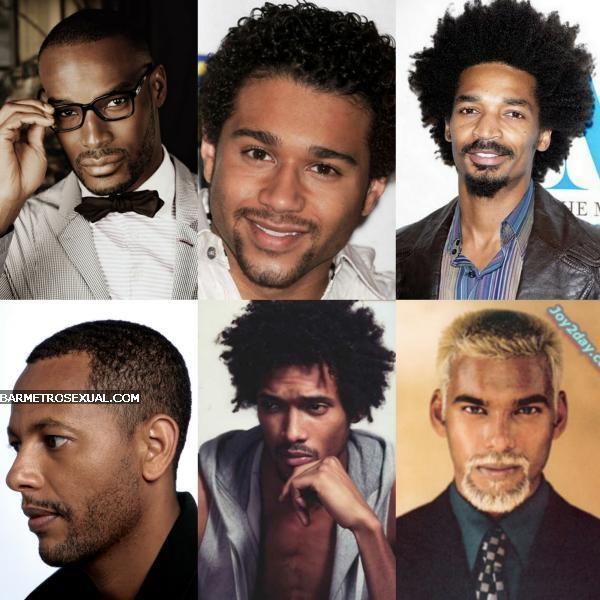 penteado para homens negros