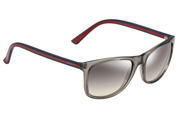 óculos transparentes gucci