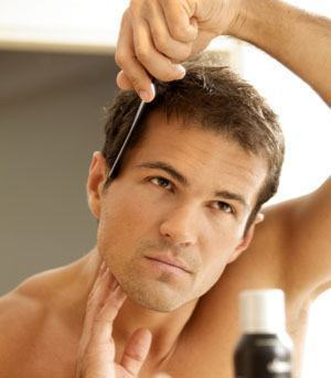 botox capilar masculino