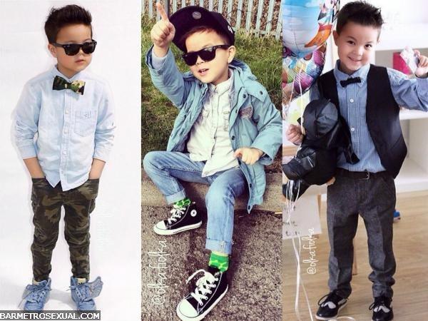 foto menino fashion