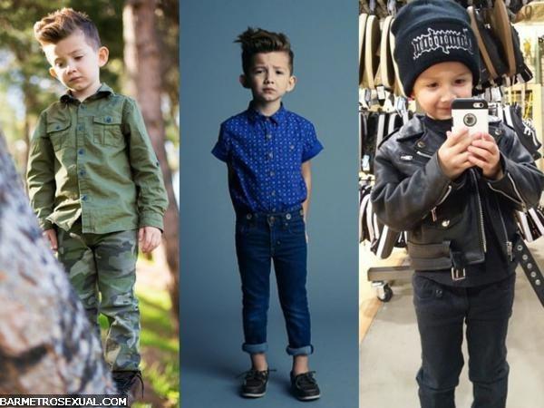 moda infantil masculina