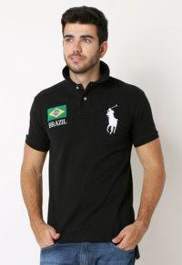 camisa polo ralph lauren brasil