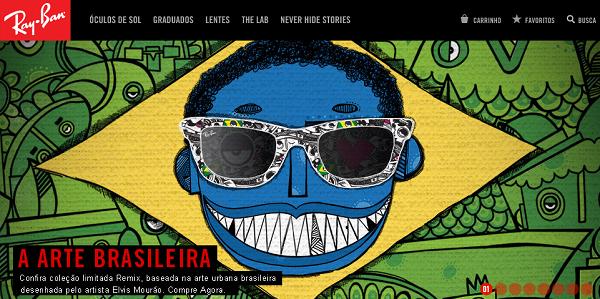 comprar oculos ray ban brasil