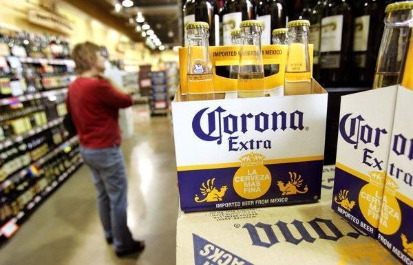 cerveja corona brasil