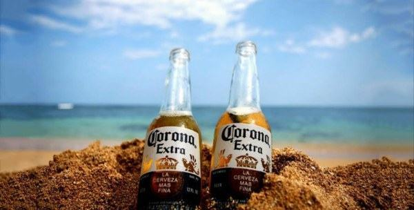 cerveja mexicana corona no brasil