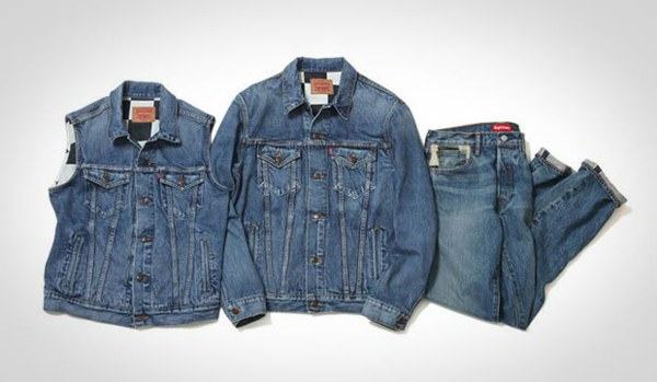 supreme jeans
