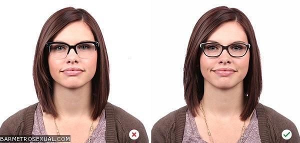 como escolher oculos para nariz grande