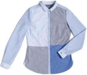 nova camisa hilfiger denim