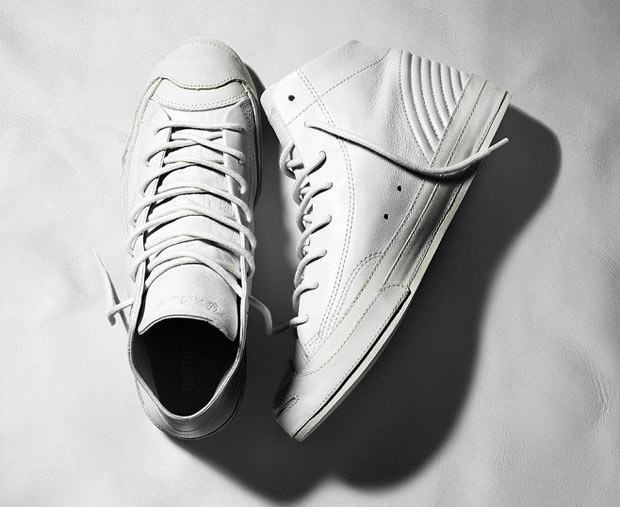 tênis converse jack purcell mid