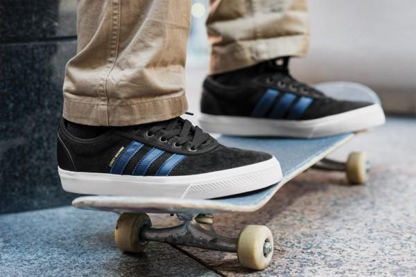 tenis skatista adidas skateboarding