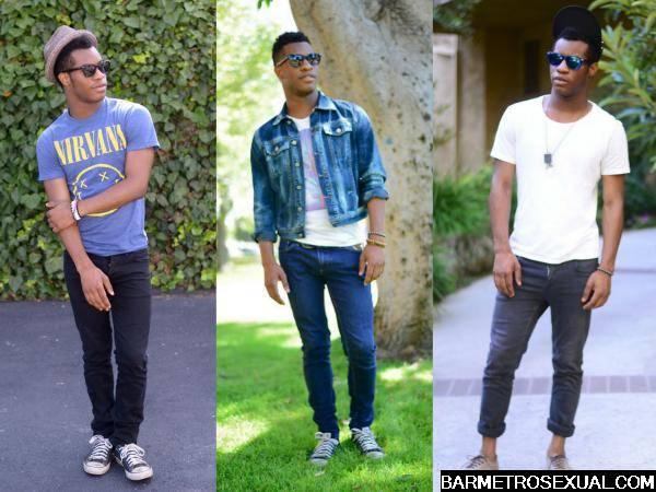estilo homem negro