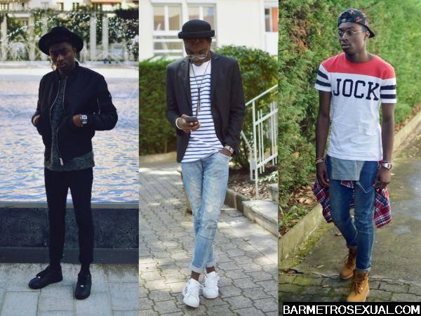 roupas estilo black