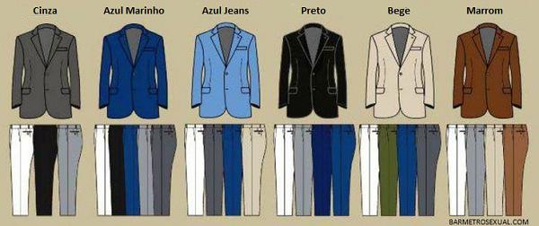 combinando jaquetas e blazers