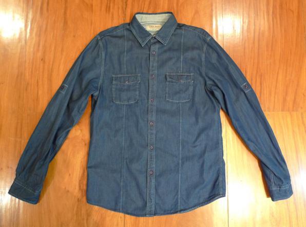 customizar gola camisa