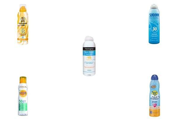 melhor protetor solar spray aerosol