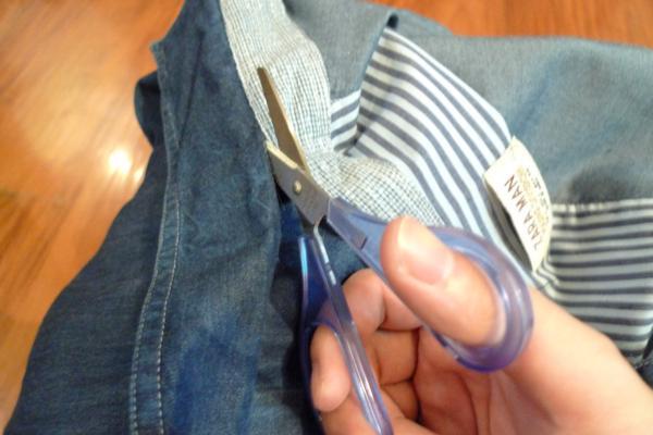 personalizar gola da camisa