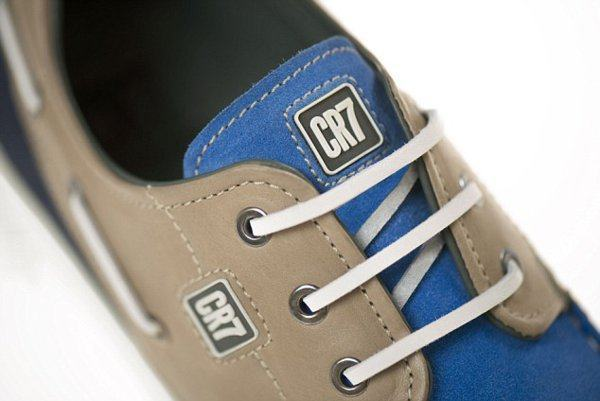 CR7 reveal teaser images of cristiano ronaldo's footwear line, Portugal, July 2014
