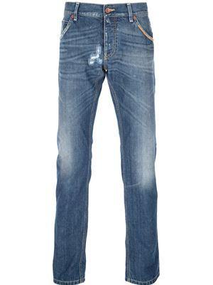 calça jeans dolce e gabbana masculina