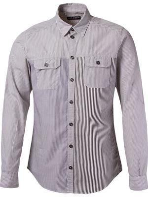 camisa dolce e gabbana masculina