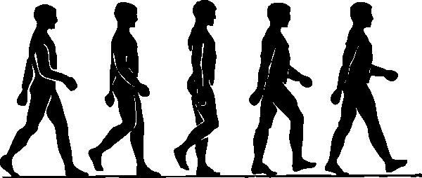 como homem deve andar