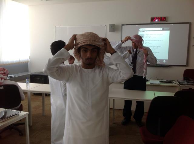 lenço arabe masculino
